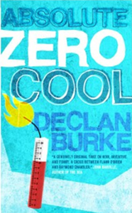 Absolute Zero Cool by Declan Burke