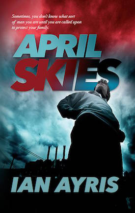 April Skies by Ian Ayris