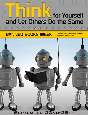 CBanned Books Week: Celebrating the Freedom to Read