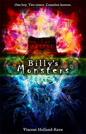 Billy's Monsters by Vincent Holland-Keen