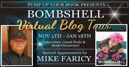 Bombshell by Mike Faricy