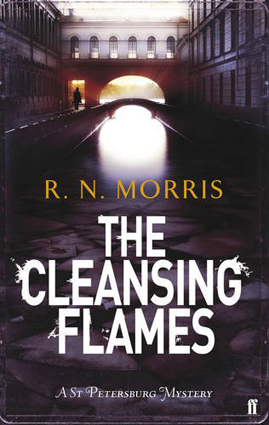 The Cleansing Flames by R.N. Morris