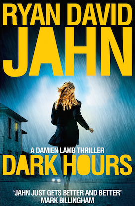 Dark Hours by Ryan David Jahn