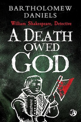 A Death Owed God by Bartholomew Daniels