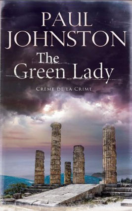 The Green Lady by Paul Johnston
