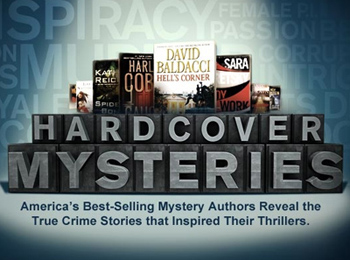 Investigation Discovery: Hardcover Mysteries