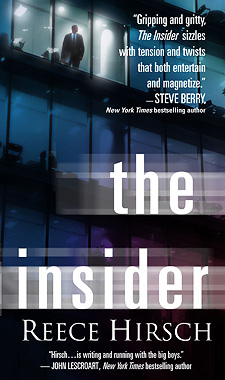 The Insider by Reece Hirsch