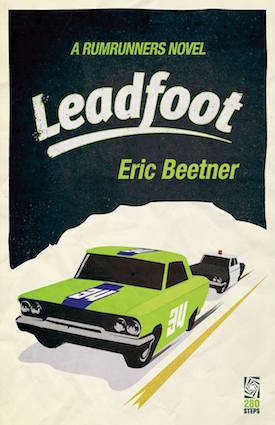 Leadfoot by Eric Beetner