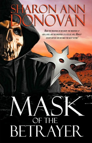 Mask of the Betrayer by Sharon Donovan