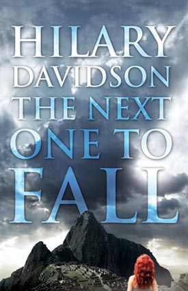 Next One to Fall by Hilary Davidson