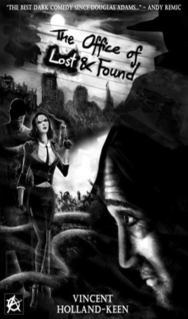 The Office of Lost and Found by Vincent Holland-Keen