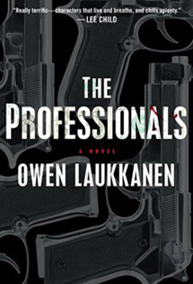 The Professionals by Owen Laukkanen