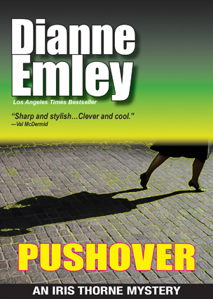 Pushover by Dianne Emley