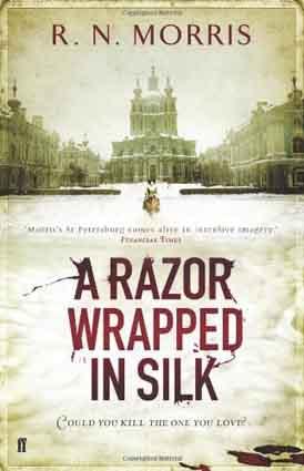 A Razor Wrapped in Silk by R.N. Morris