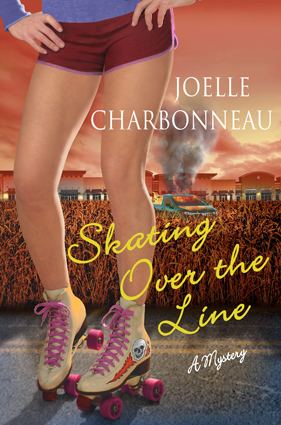 Skating Over The Line by Joelle Charbonneau