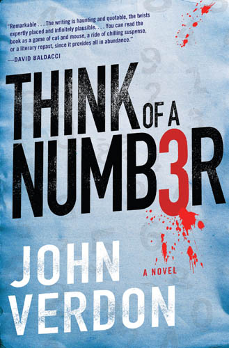 Think of a Number by John Verdon