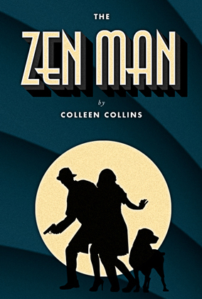 Zen Man by Colleen Collins