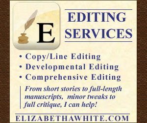 Elizabeth A White Editing Services