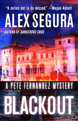 Blackout by Alex Segura